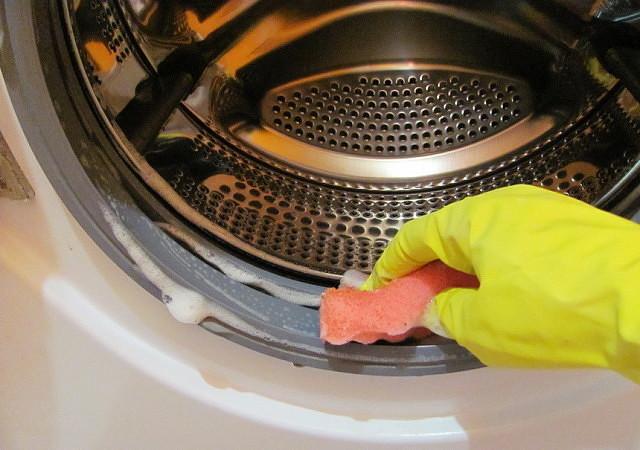 Как очистить стиральную машинку от накипи в домашних условиях 490