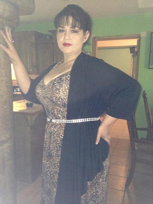 ШОК! Майра Розалес похудела на 408 кг