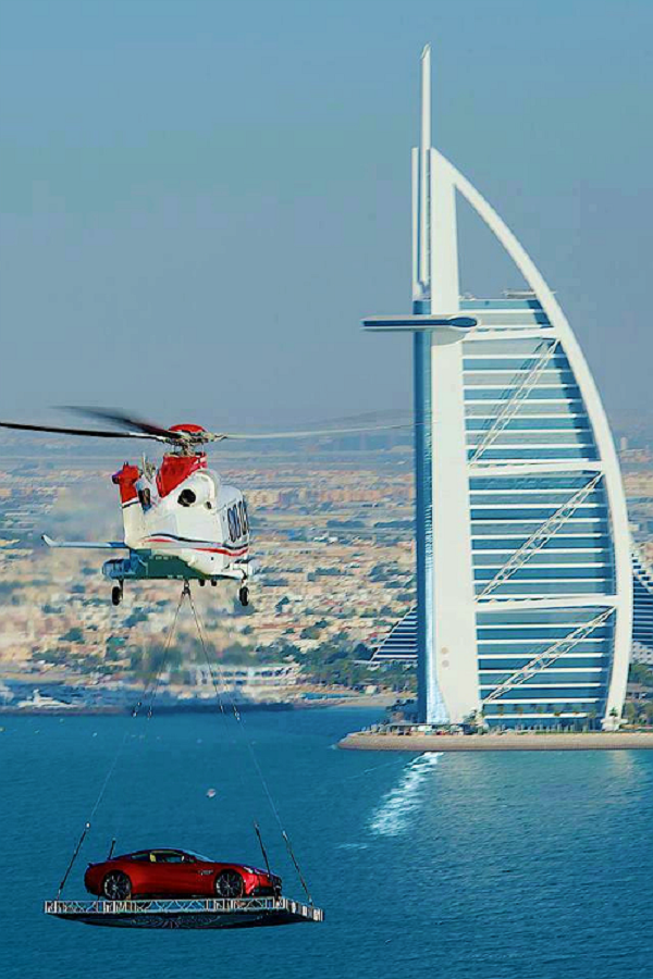 Такое возможно только в Дубае! 19 странных снимков, которые ввели меня в ступор.