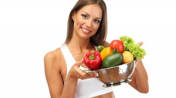 ежедневное правильное питание